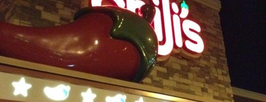 Chili's Grill & Bar is one of Chuck'un Beğendiği Mekanlar.