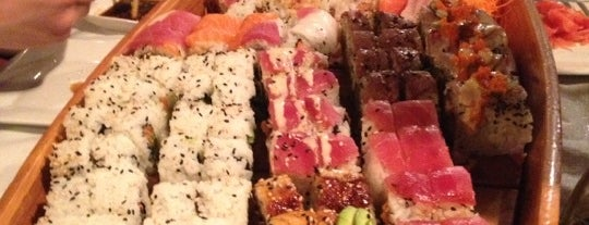 Sushi Love is one of Durham.