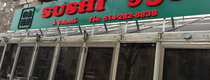 Sushi 999 is one of Posti che sono piaciuti a Erwan.