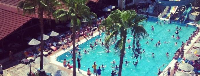 Julian Club Hotel is one of Tempat yang Disimpan Bugra.