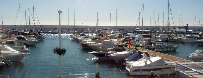 Puerto Deportivo de Marbella is one of Malaga, Spain.