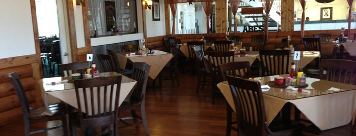Abe's South Side Cafe & Pub is one of Must-visit Diners in Springfield.