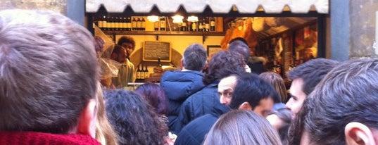 All'Antico Vinaio is one of Florença, Itália.