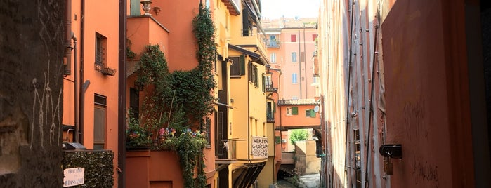 Via Piella is one of Bologna.