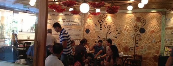 Canoa Café is one of Brasilia Breakfast.