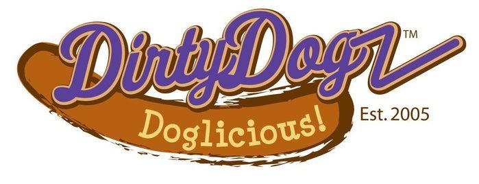 Dirty Dogz Hot Dogs is one of Rob'un Beğendiği Mekanlar.