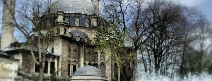 Eyüpsultan Meydanı is one of IST.