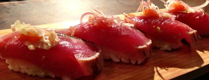 Akiko's Restaurant & Sushi Bar is one of R: SF.