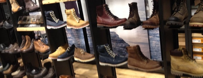 Timberland is one of Chicago City Guide.