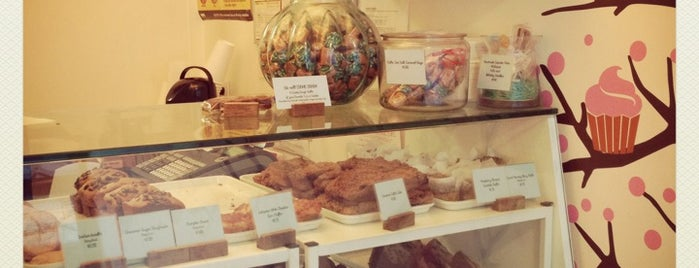 Tu-Lu's Gluten Free Bakery is one of GF.