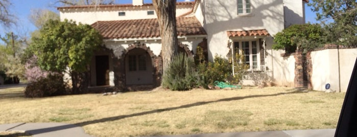 Jesse Pinkman's House is one of Breaking Bad Locations.