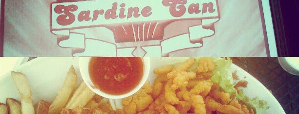 Sardine Can is one of Vallejo Faves & History.