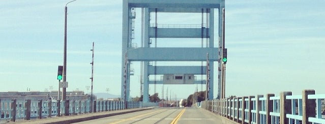 Mare Island Causeway Bridge is one of Vallejo Faves & History.