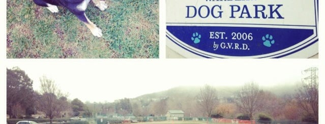 Wardlaw Dog Park is one of Vallejo Faves & History.