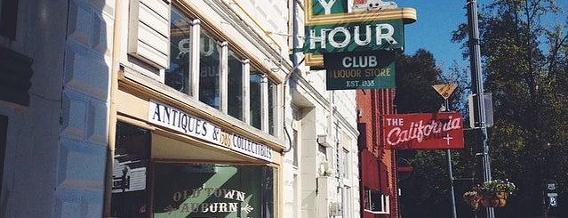 Auburn, CA: History, Nature & Craft Beer