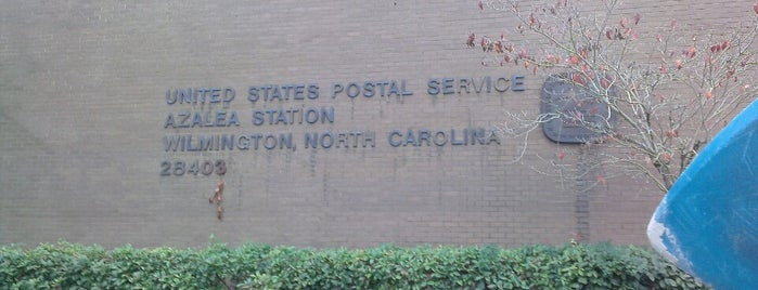 US Post Office is one of Davidさんのお気に入りスポット.
