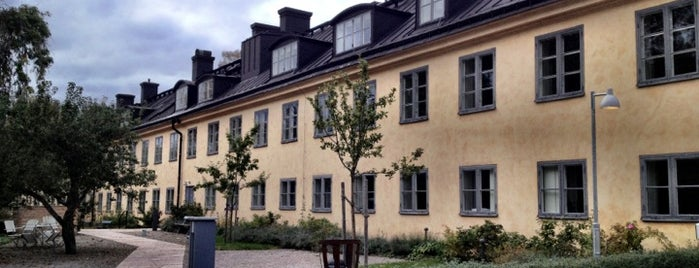 Hotel Skeppsholmen is one of Encounter cont'd.