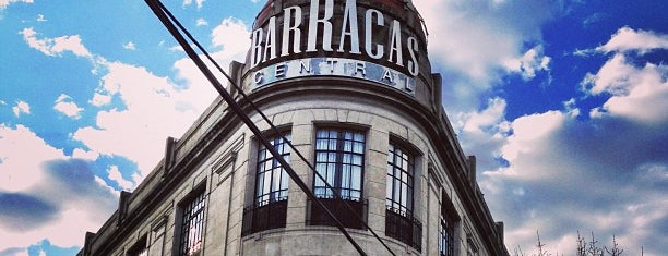 Barracas is one of Barrios de CABA.