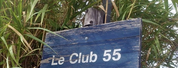 Club 55 is one of Where in the World to Eat.