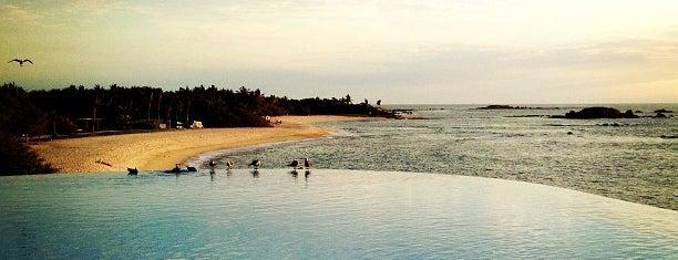 Four Seasons Resort Punta Mita is one of Vallarta.