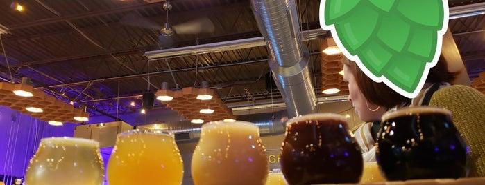 Alvarium Beer Company is one of Breweries.