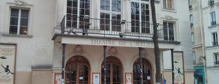 Café du Théâtre is one of Paris Trip 2017.