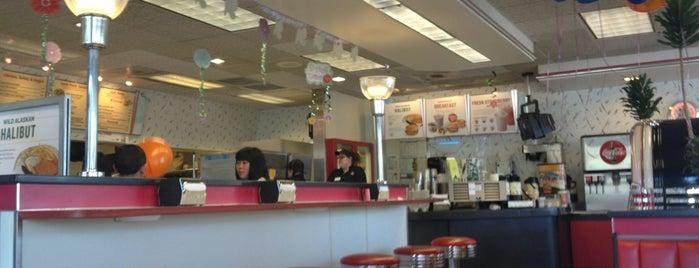 Burgerville is one of Keep Portland Weird.