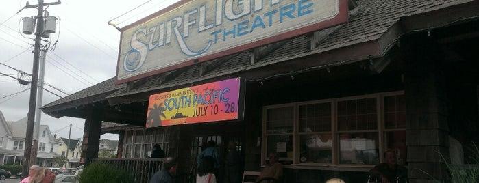 Surflight Theatre is one of Kid Stuff.