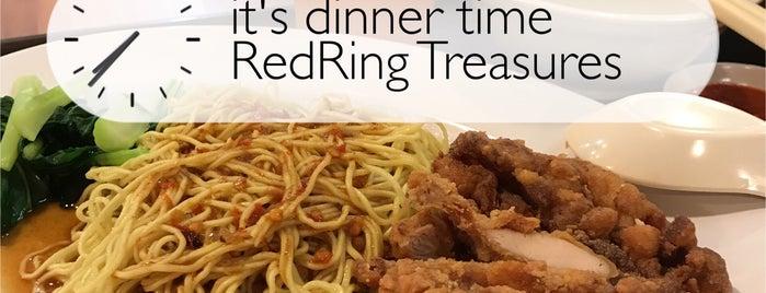 RedRing Treasures is one of Sing resto.