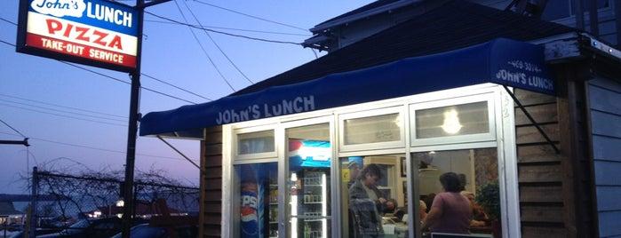 John's Lunch is one of Halifax, Nova Scotia.