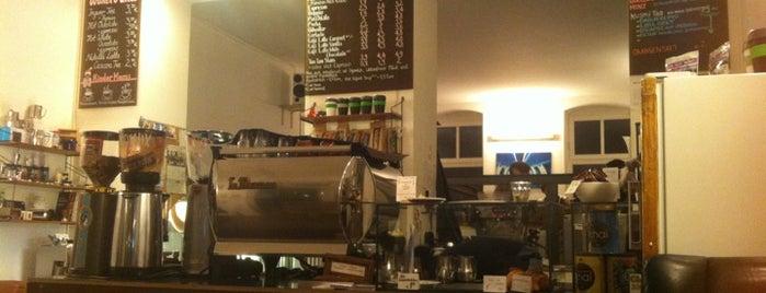 Godshot is one of must-visit cafés in berlin.