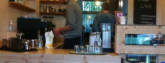 leuchtstoff Kaffeebar is one of Coffee Places_Berlin.