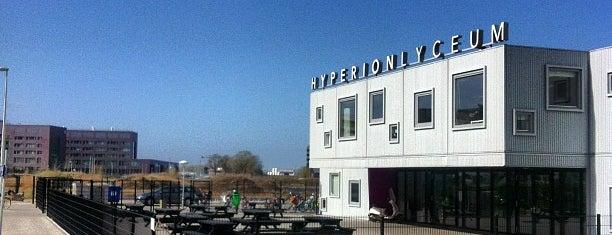 Hyperion Lyceum is one of Alle middelbare scholen van Amsterdam.