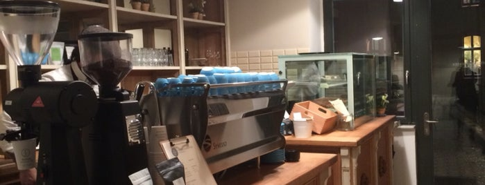 Father Carpenter is one of Coffee Places_Berlin.