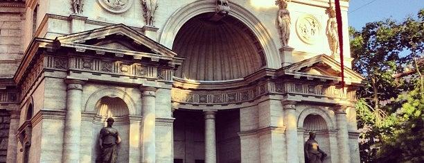 Acquario Romano is one of Rome.