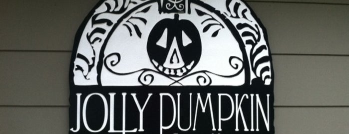 Jolly Pumpkin is one of MI Breweries.