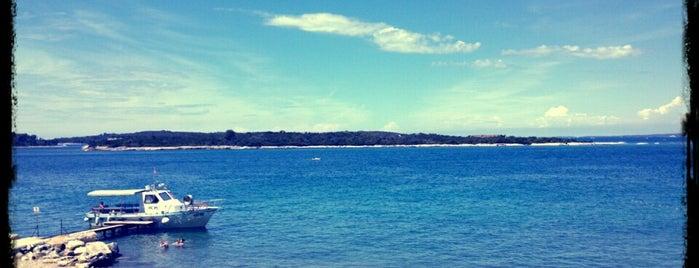 Adriatic Sea is one of Pula & Fort Punta Christo, Croatia.