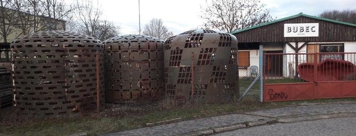 BUBEC - art & sculpture studio is one of P.