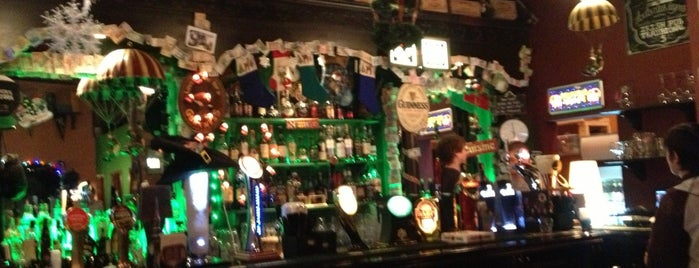 John Gilroy's Pub is one of Бар мск.