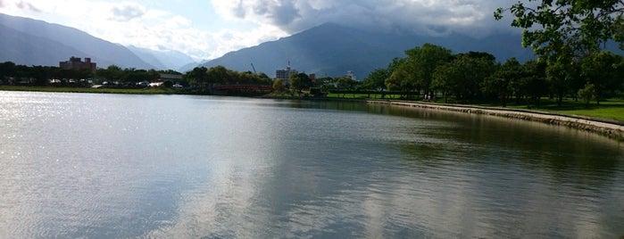 大坡池 is one of Taitung 台東.
