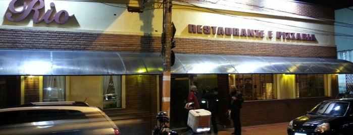 Beira Rio Restaurante e Pizzaria is one of Lari'nin Beğendiği Mekanlar.