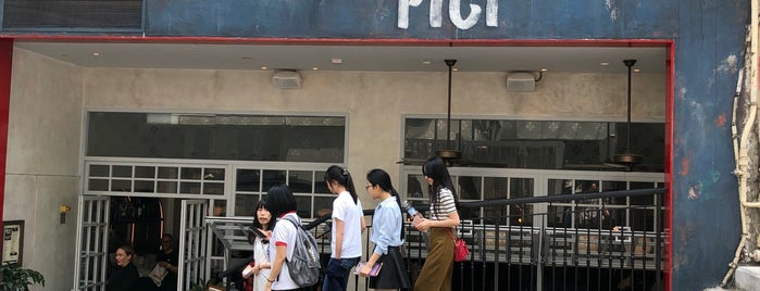 PiCi is one of HK favs.