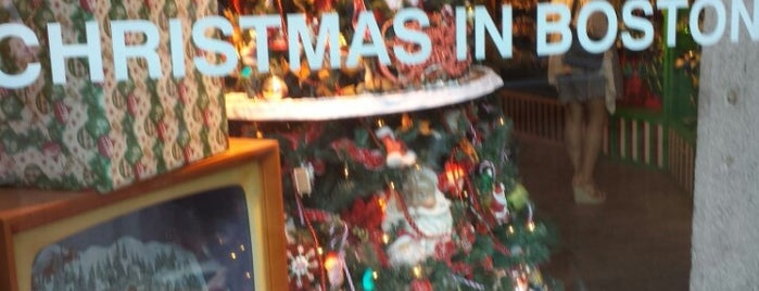 Christmas In Boston is one of Boston.