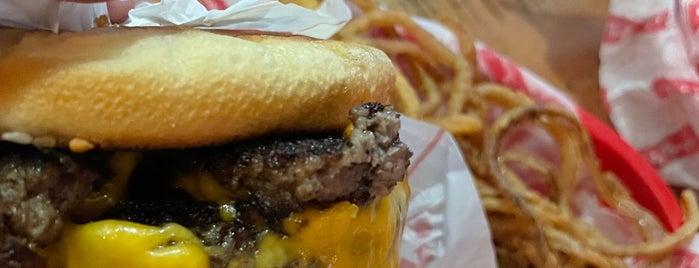 Tasty Burger is one of Boston.