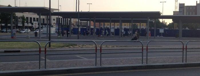 Stazione Autobus Porta Nuova is one of Giannicola 님이 좋아한 장소.