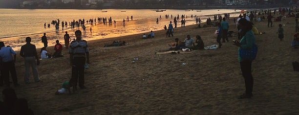 Girgaum Chowpatty is one of India.