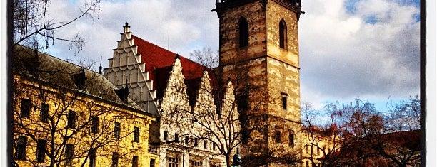 Karlovo náměstí is one of To-Do Prague.