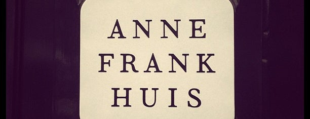 Anne Frank House is one of Antes de Morrer.