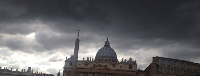 Pontificia Parrocchia Santa Anna is one of VATICAN - ITALY.