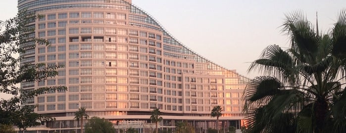 Sheraton Grand Adana is one of Locais curtidos por Yılmaz.